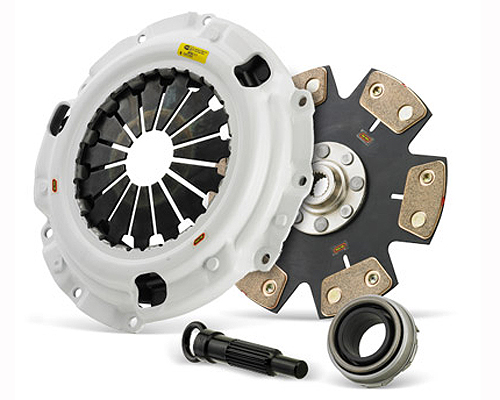 Clutch Masters 15017-HDB6 FX500 Rigid 6-Puck Clutch Subaru WRX STI 2.5L 6-Speed 04-07