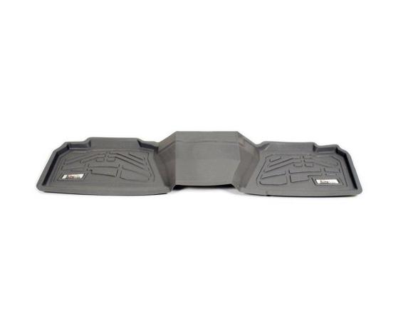 Westin Automotive 72-124003 Sure-Fit Mats 2nd Row Gray Chevrolet Suburban 07-11