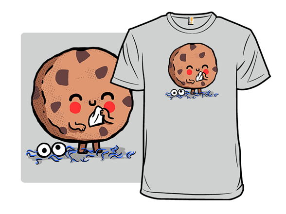 Monster Cookie T Shirt