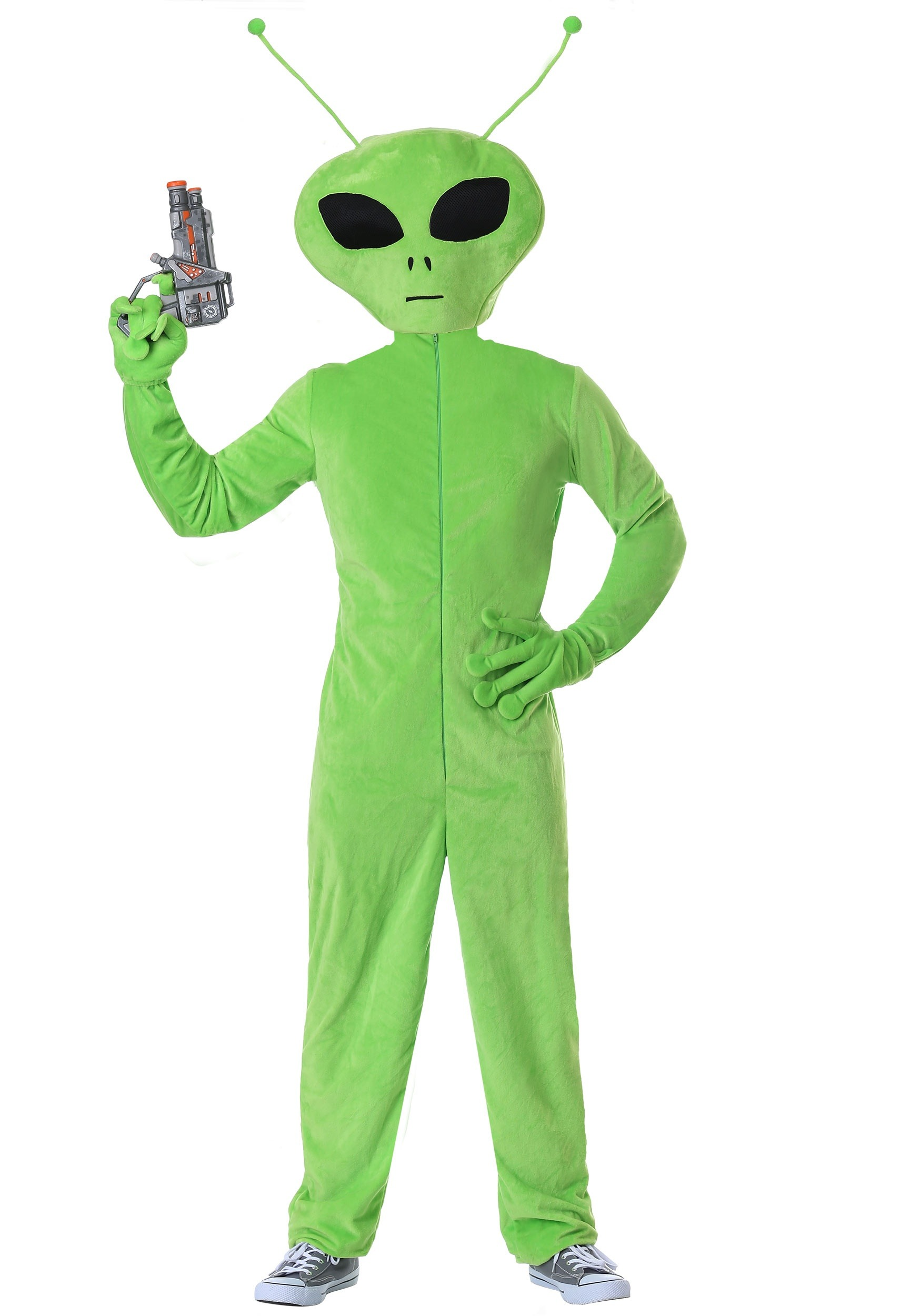 Oversized Alien Costume for Adults