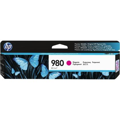 HP 980 D8J08A cartouche d'encre originale magenta