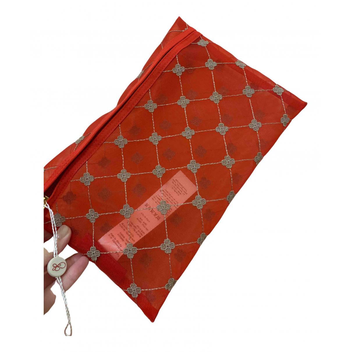 Cruciani N Red Clutch bag for Women N