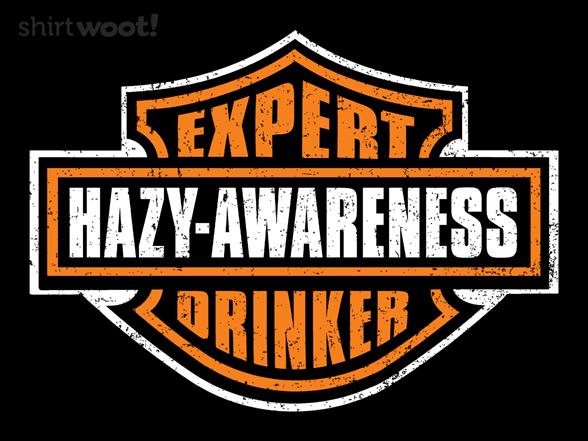 Expert Drinker T Shirt
