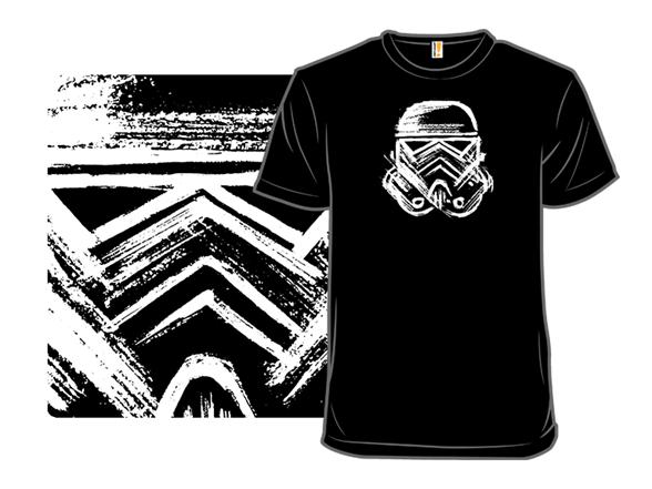 Art Storm T Shirt