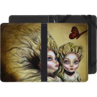 Sony Reader PRS-T3 eBook Reader Huelle - Two Sisters von Tiago Azevedo
