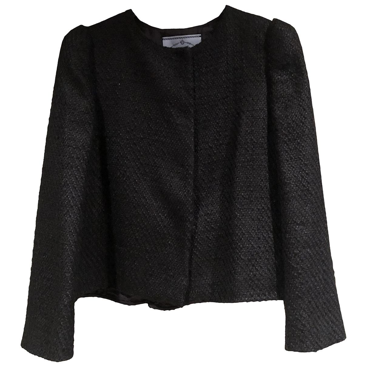 Prada \N Black Tweed jacket for Women 40 IT