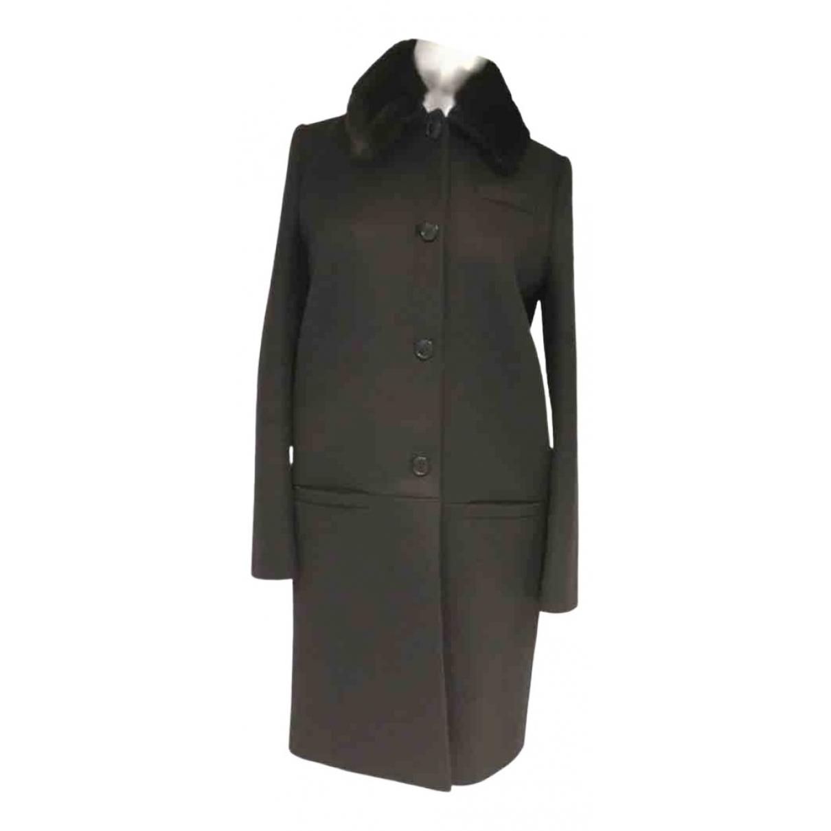 Givenchy - Manteau   pour femme en vison - noir