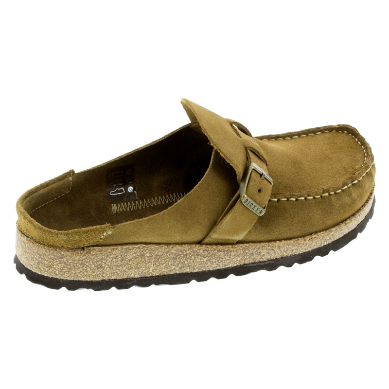 Birkenstock Buckley Tea Suede 41 N