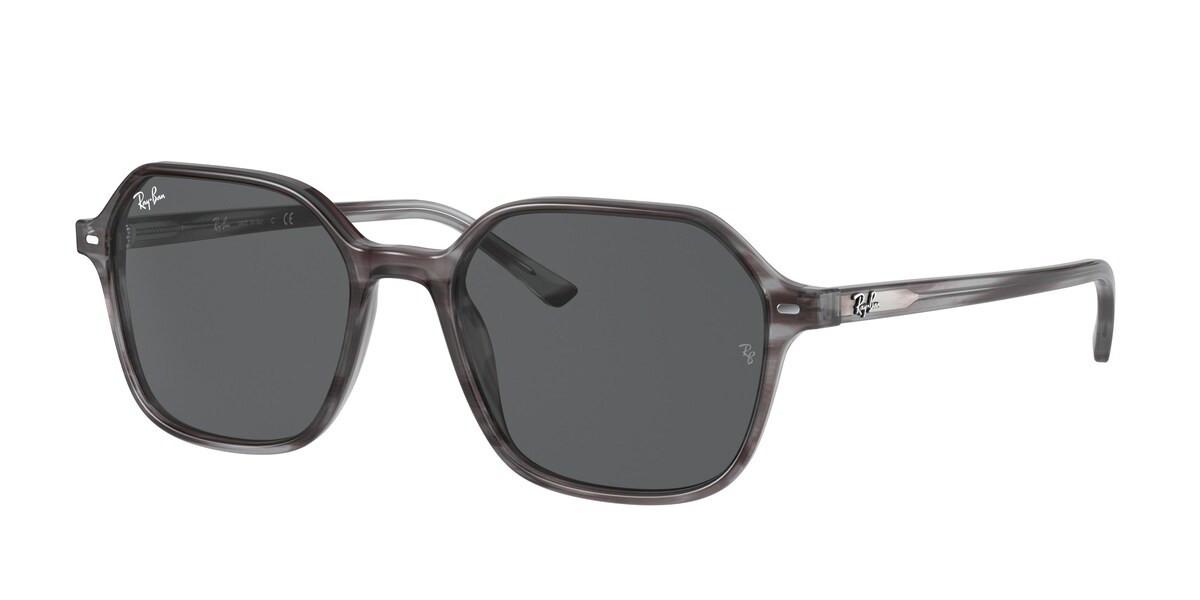 Ray-Ban RB2194 John 1314B1 Men's Sunglasses Grey Size 51