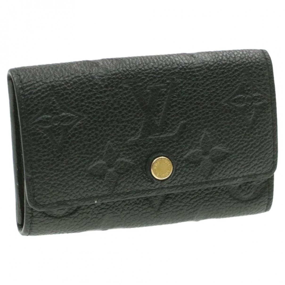 Louis Vuitton N Black Cotton scarf for Women N
