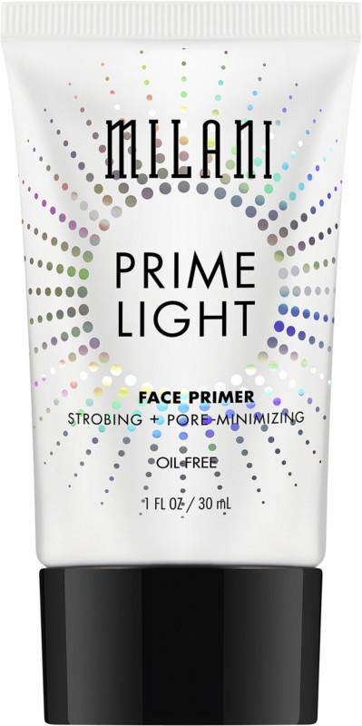 Prime Light Strobing + Pore-Minimizing Face Primer