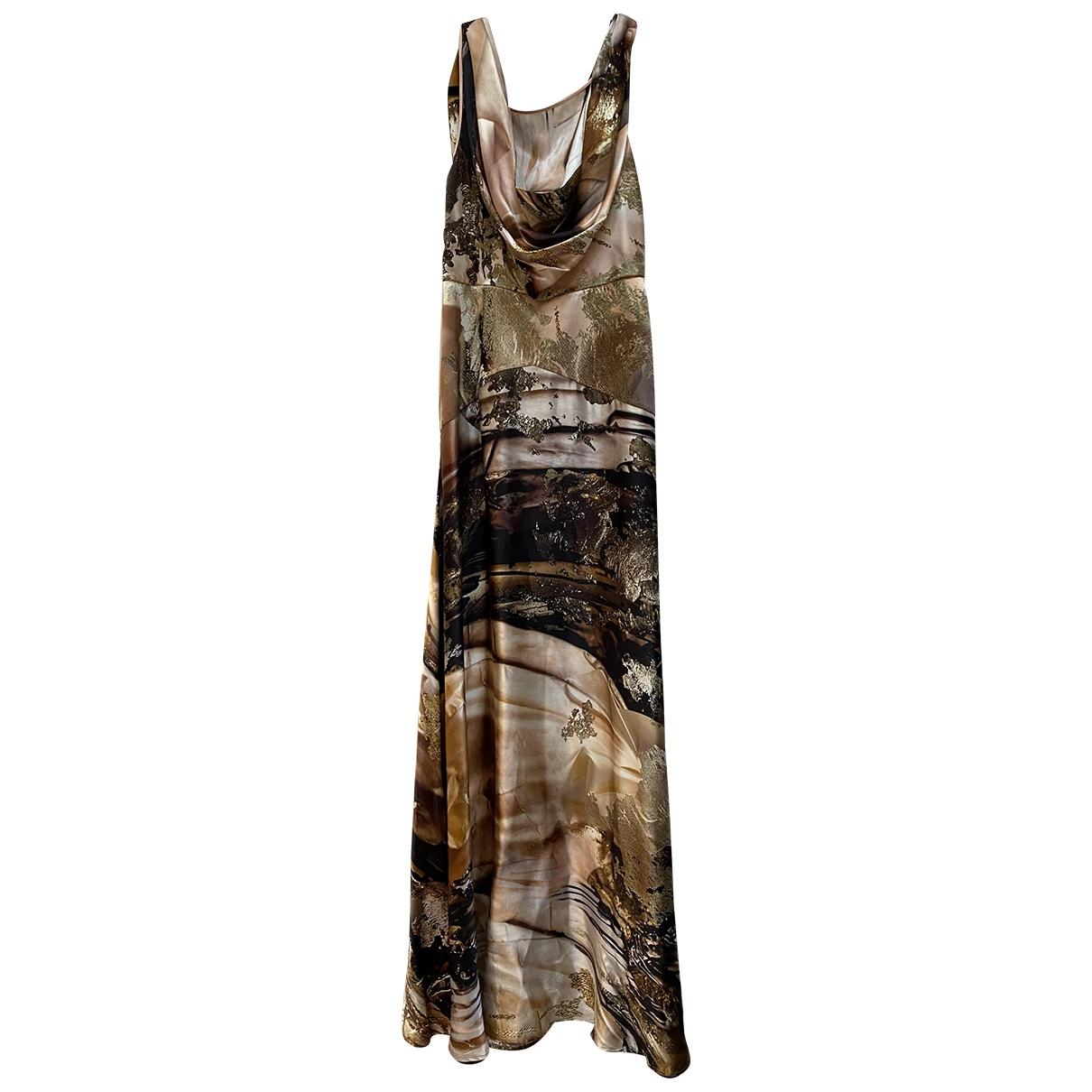 Giles \N Multicolour Silk dress for Women 40 IT
