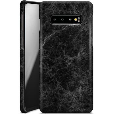 Samsung Galaxy S10 Plus Smartphone Huelle - Black Marble von SONY