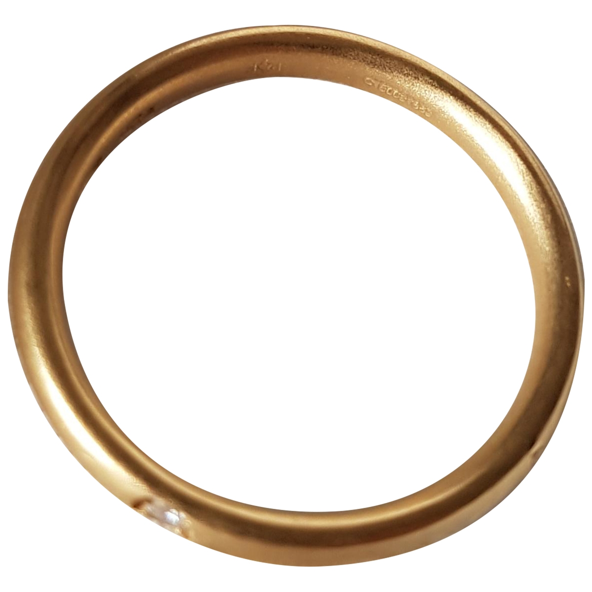 Pomellato Lucciole Gold Yellow gold ring for Women 52 MM