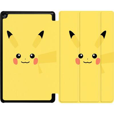 Amazon Fire HD 8 (2018) Tablet Smart Case - Pikachu by Lucian Foehr von Lucian Foehr