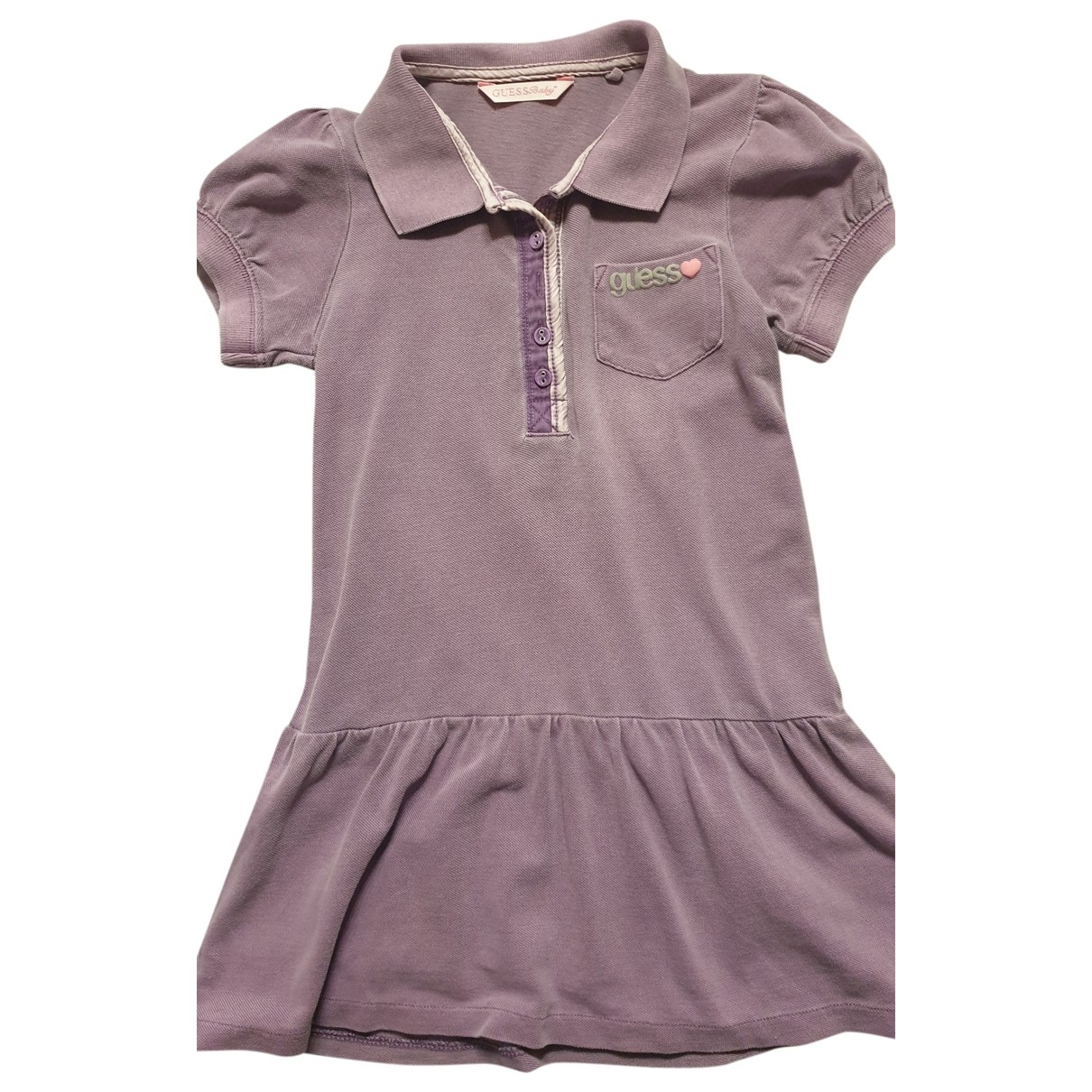 Guess \N Cotton dress for Kids 5 years - up to 108cm FR