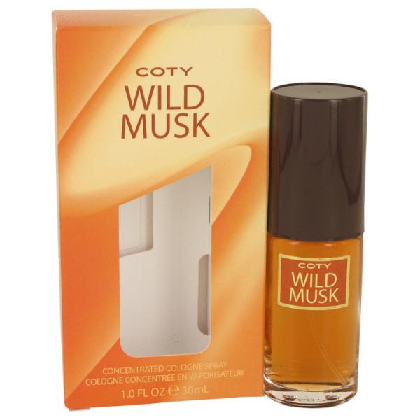 Wild Musk - Coty 30 ml