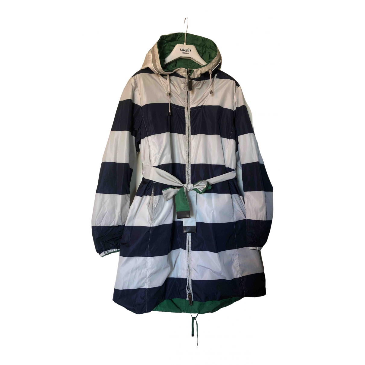 Max Mara s \N Trench in  Bunt Polyester