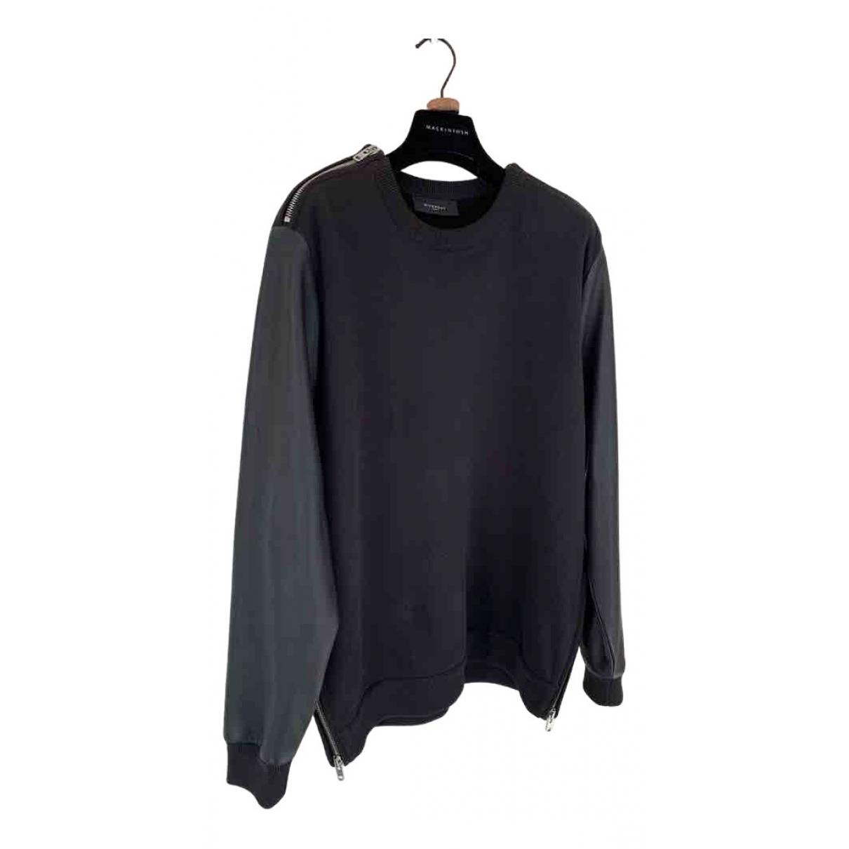Givenchy \N Pullover.Westen.Sweatshirts  in  Schwarz Leder