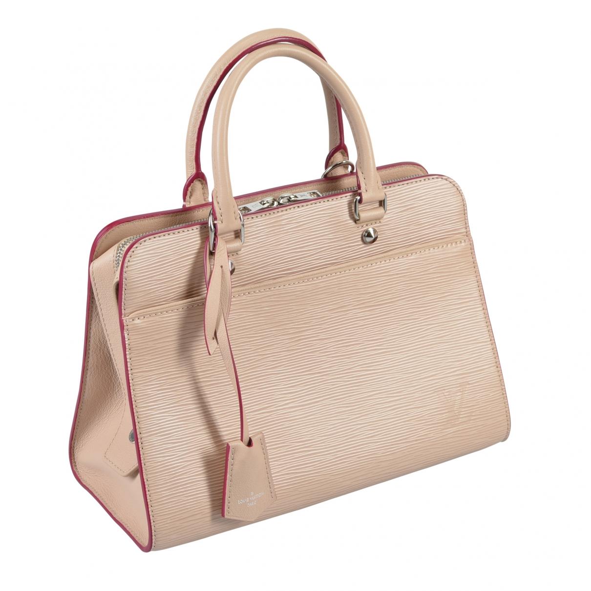 Bolso  Vaneau de Cuero Louis Vuitton