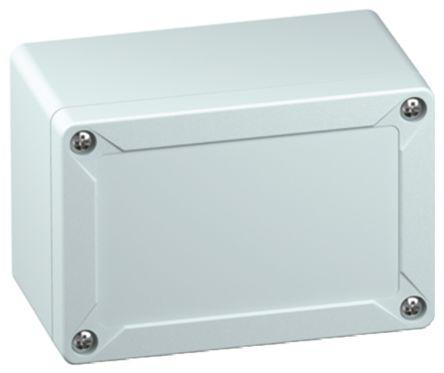 Spelsberg TG, Grey ABS Enclosure, IP66, IP67, 122 x 85 x 82mm