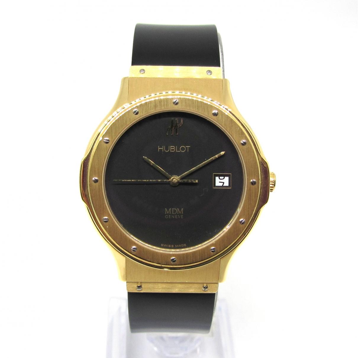 Reloj MDM de Oro amarillo Hublot