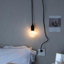 Copper Ball Bulb Wall Lamp