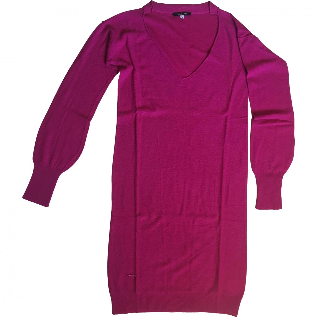 Patrizia Pepe \N Kleid in Wolle