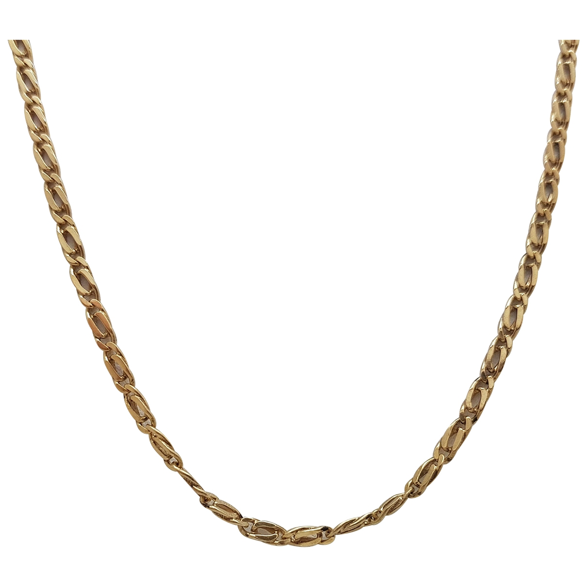 Non Signé / Unsigned Chaînes Yellow Yellow gold necklace for Women \N