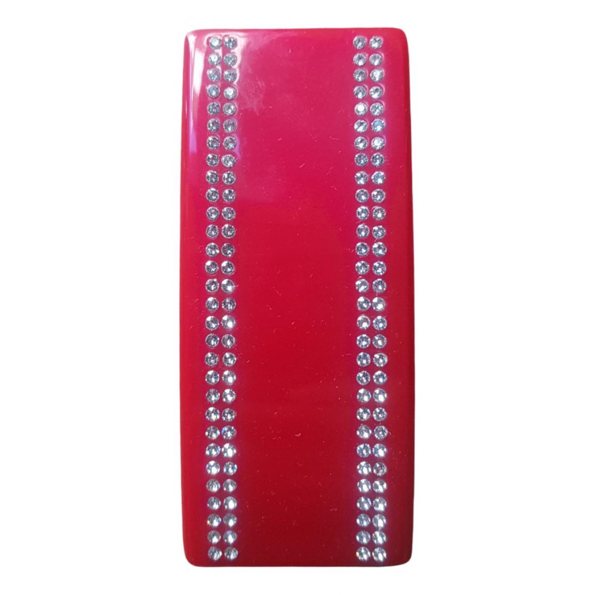 Balenciaga - Boucles doreilles   pour femme - rouge
