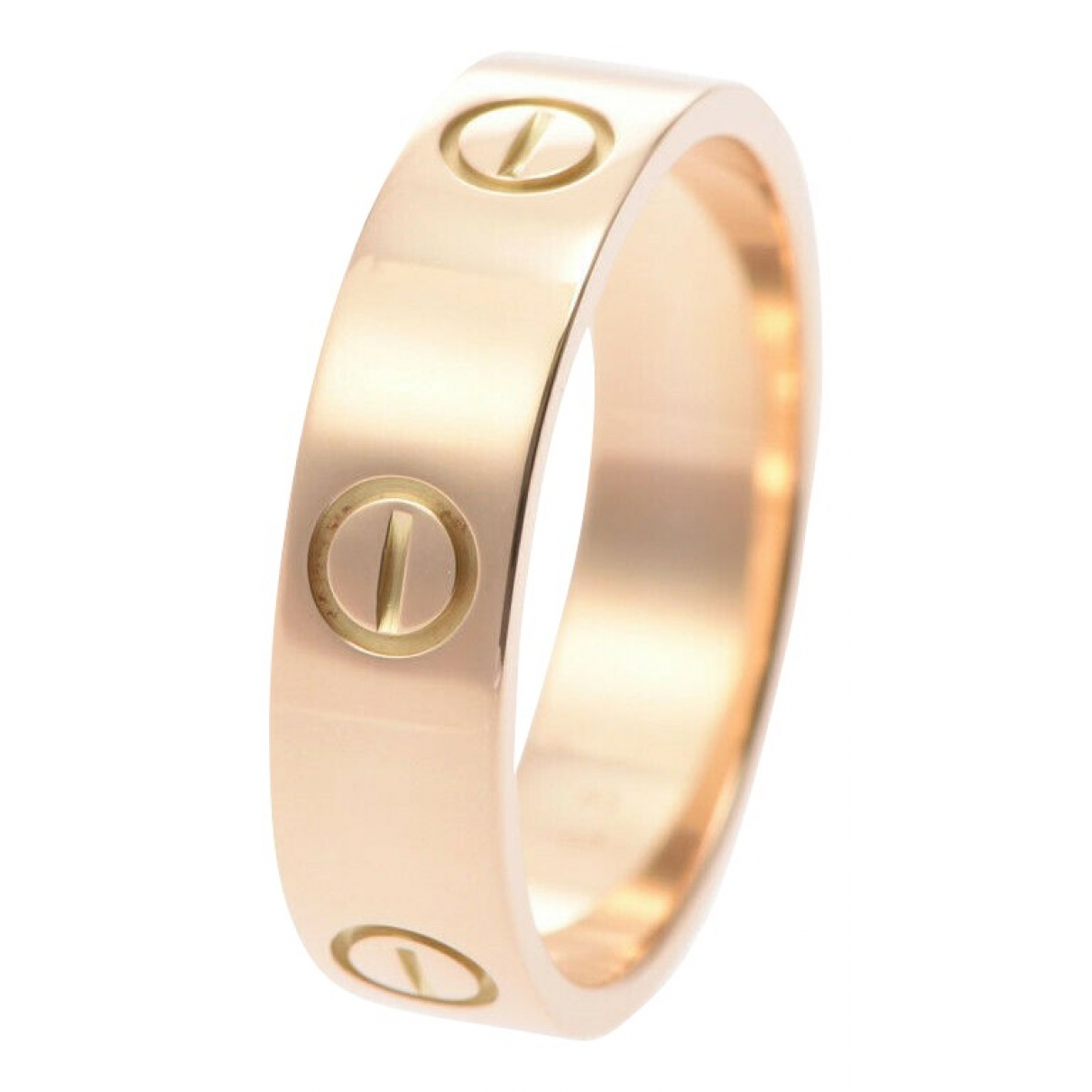 Cartier Love Ring in  Gold Gelbgold