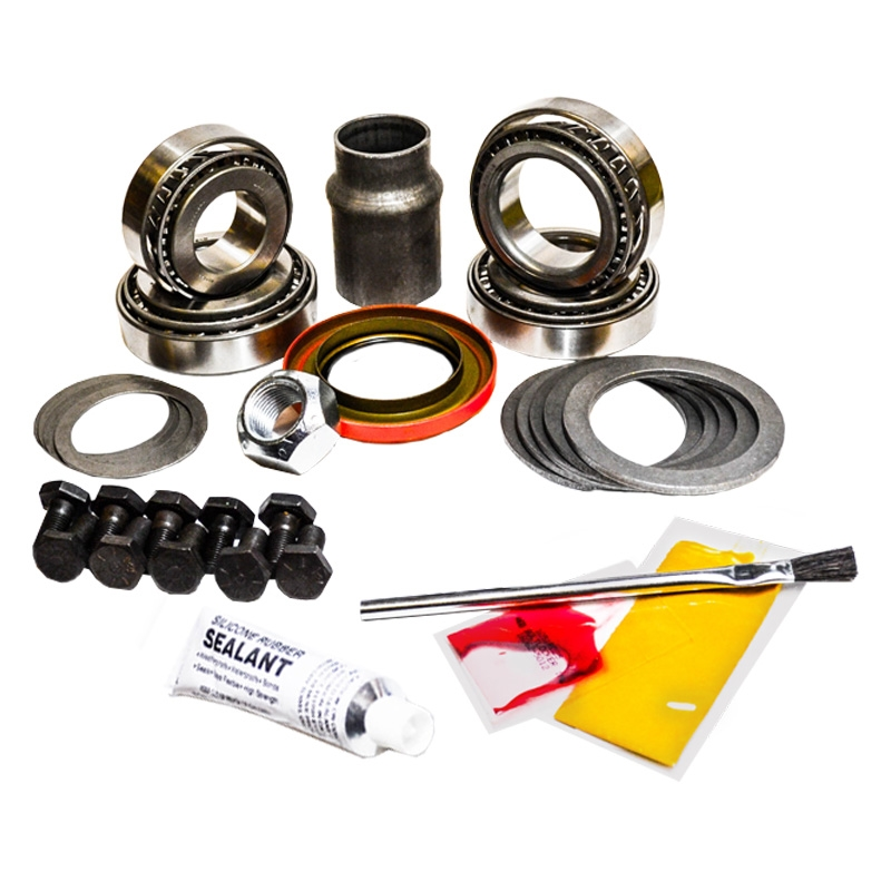 Dana 44 HD/44-A/44HD Rear Master Install Kit 96-00 Jeep Grand Cherokee ZJ/WJ Aluminum Housing Nitro Gear and Axle