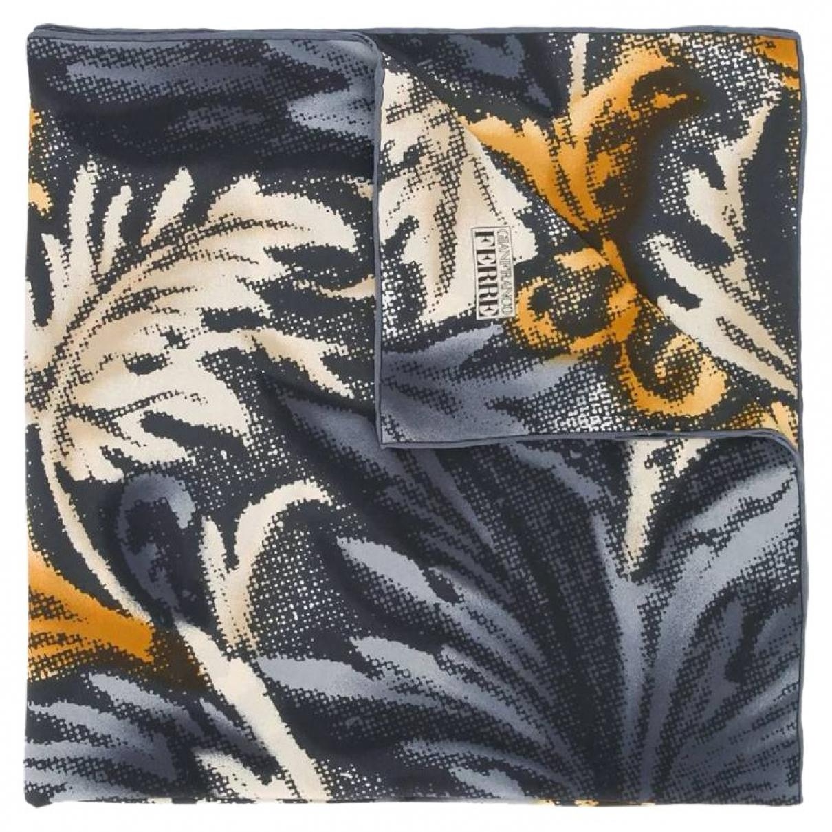 Gianfranco Ferre - Foulard   pour femme en soie - multicolore