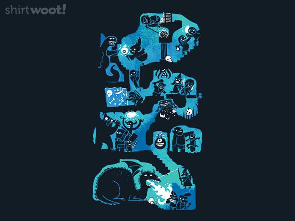 Dungeon Crawlers T Shirt