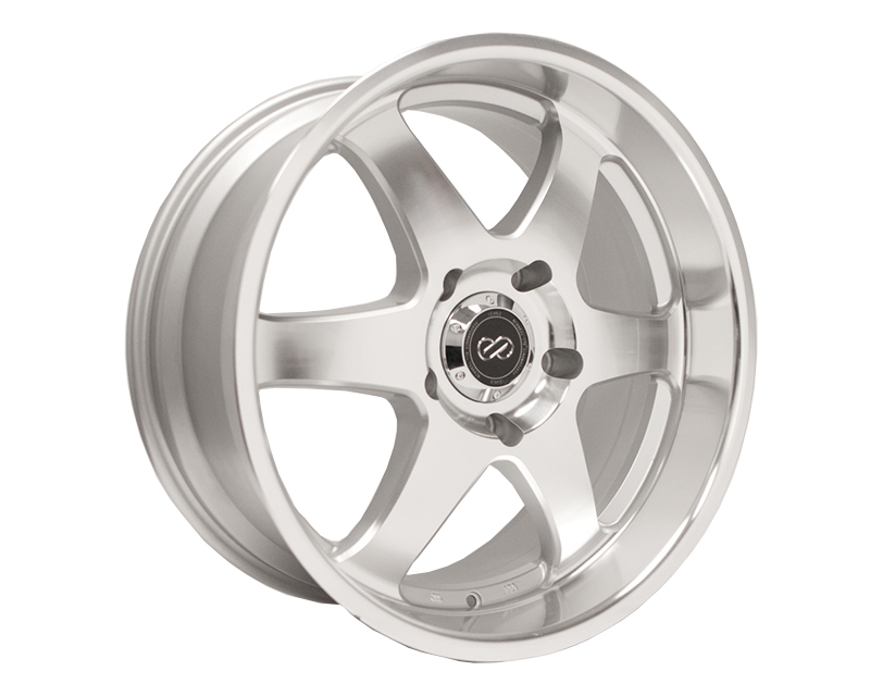 Enkei ST6 Wheel Truck & SUV Series Silver Machined 20x9.5 6x139.7 20mm