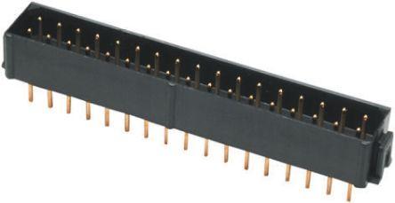 HARWIN , Datamate L-Tek, 10 Way, 2 Row, Straight PCB Header