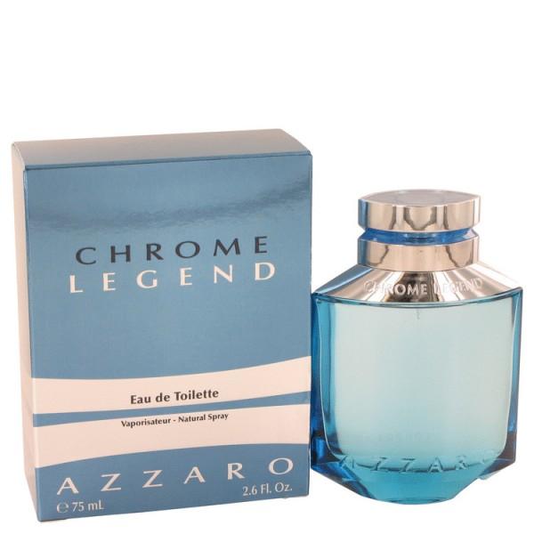 Chrome Legend - Loris Azzaro Eau de Toilette Spray 75 ML