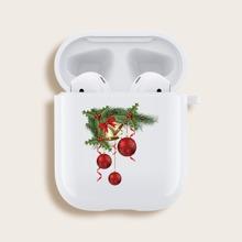 Funda de airpods de navidad