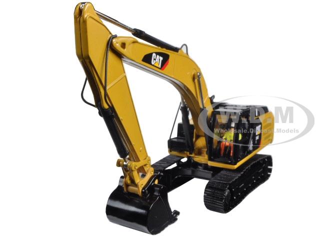 CAT Caterpillar 336E H Hybrid Hydraulic Excavator with Operator