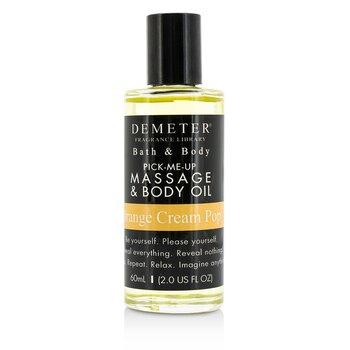 Orange Cream Pop Massage & Body Oil