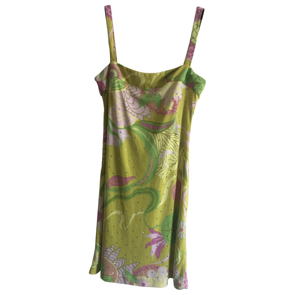 D&g \N Green Glitter dress for Women 44 IT