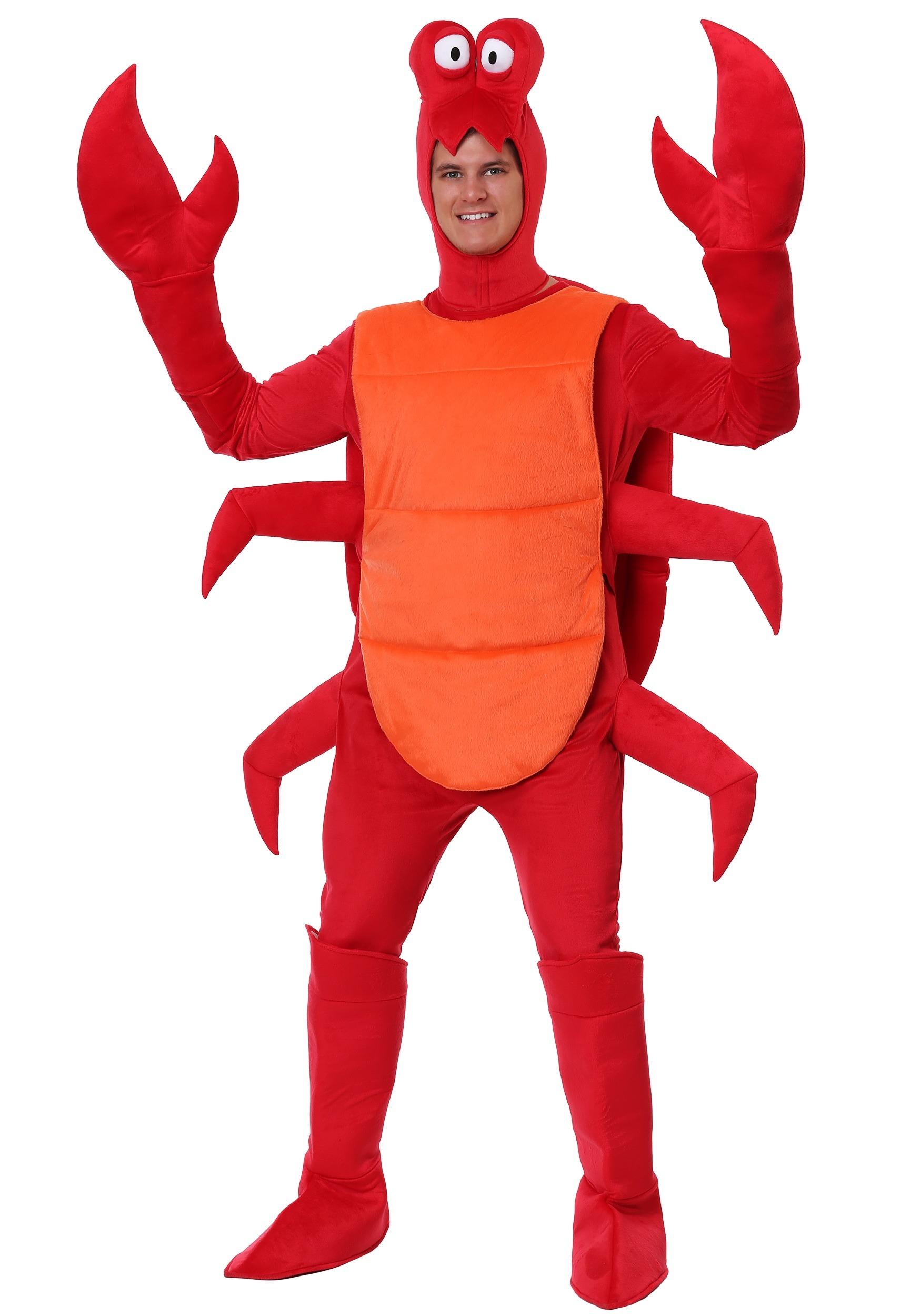 Crab Costume for Men