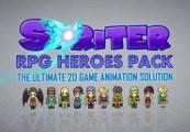 Spriter - RPG Heroes Pack DLC Steam CD Key