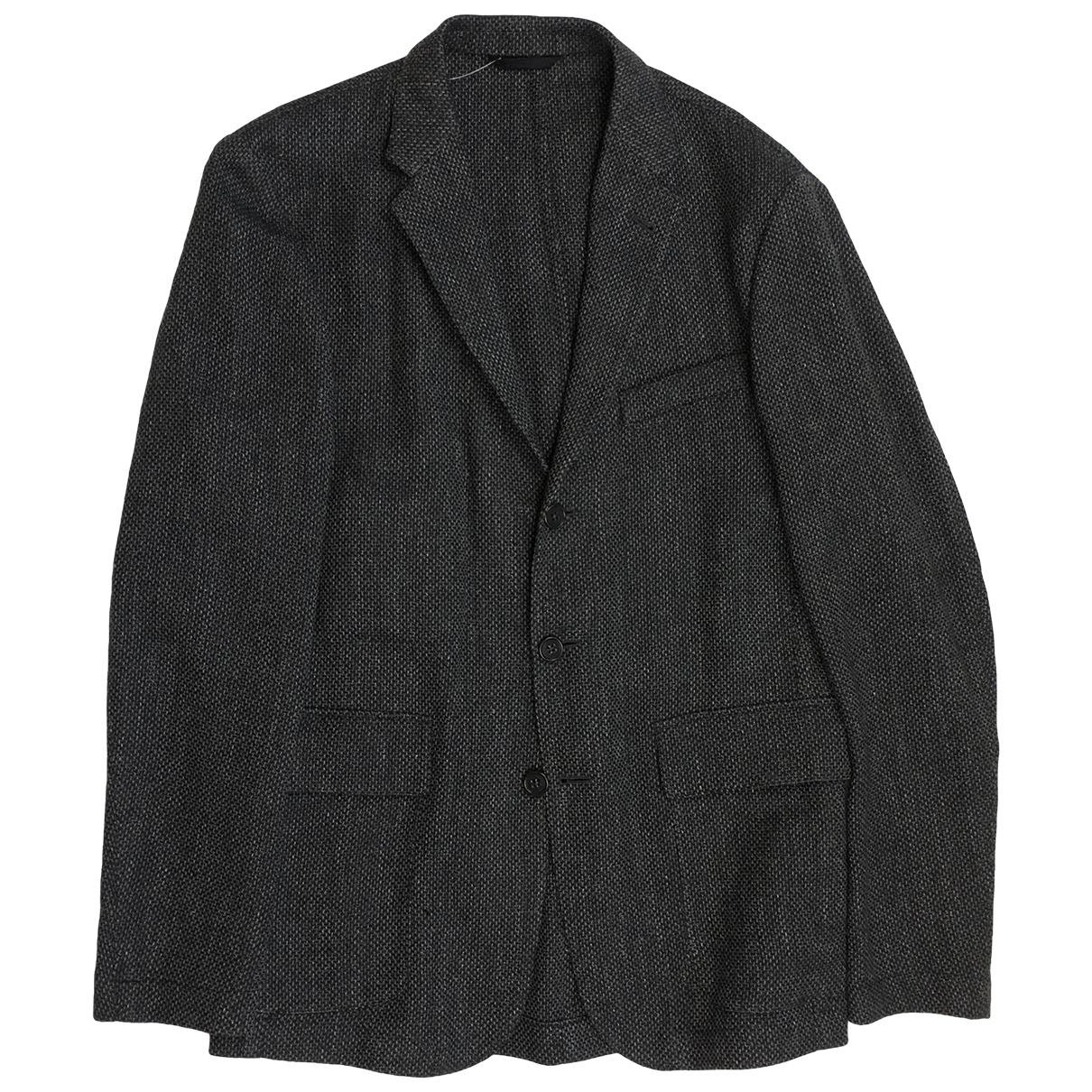 Ralph Lauren Purple Label - Vestes.Blousons   pour homme en autre - anthracite