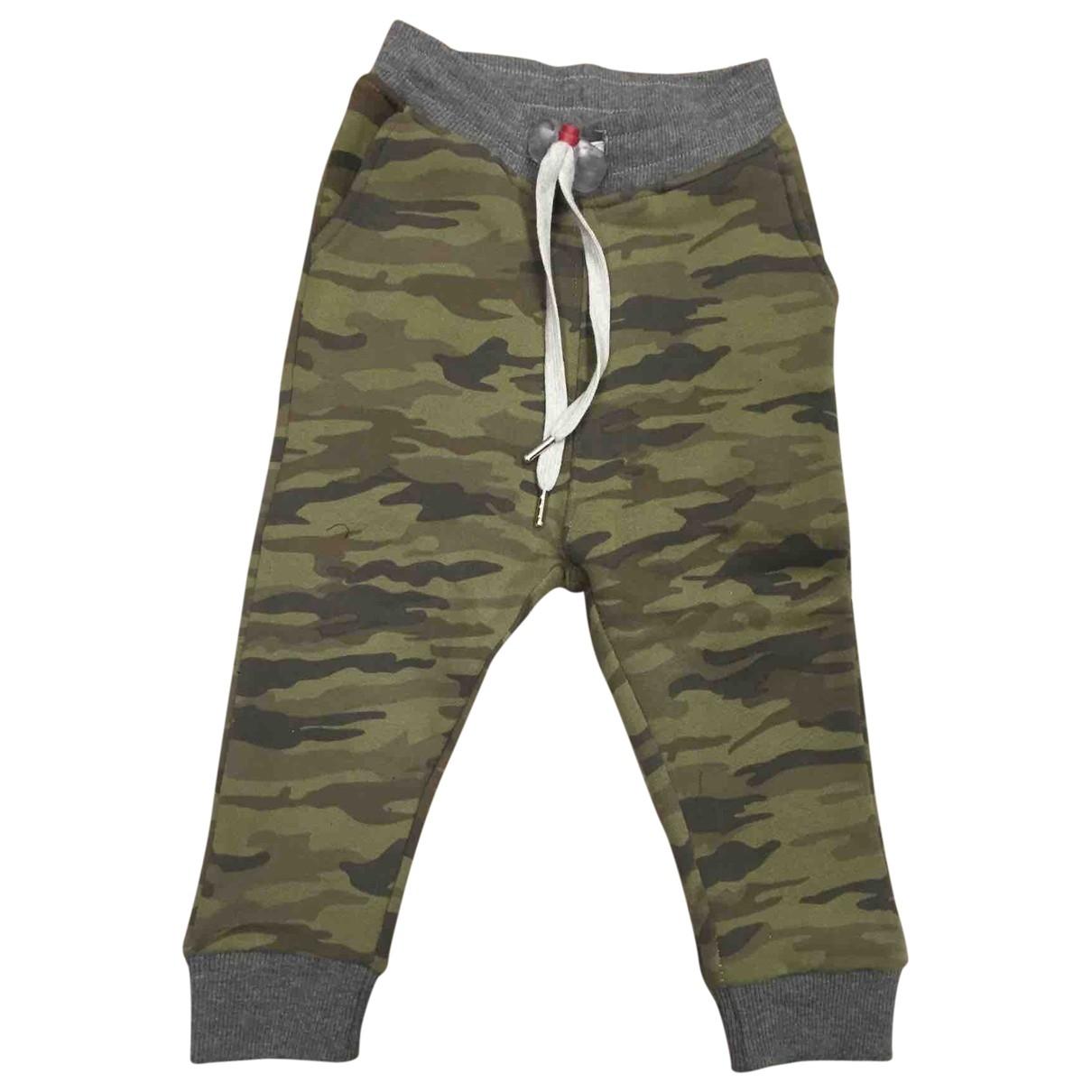Sweet Pants - Pantalon   pour enfant en coton - kaki