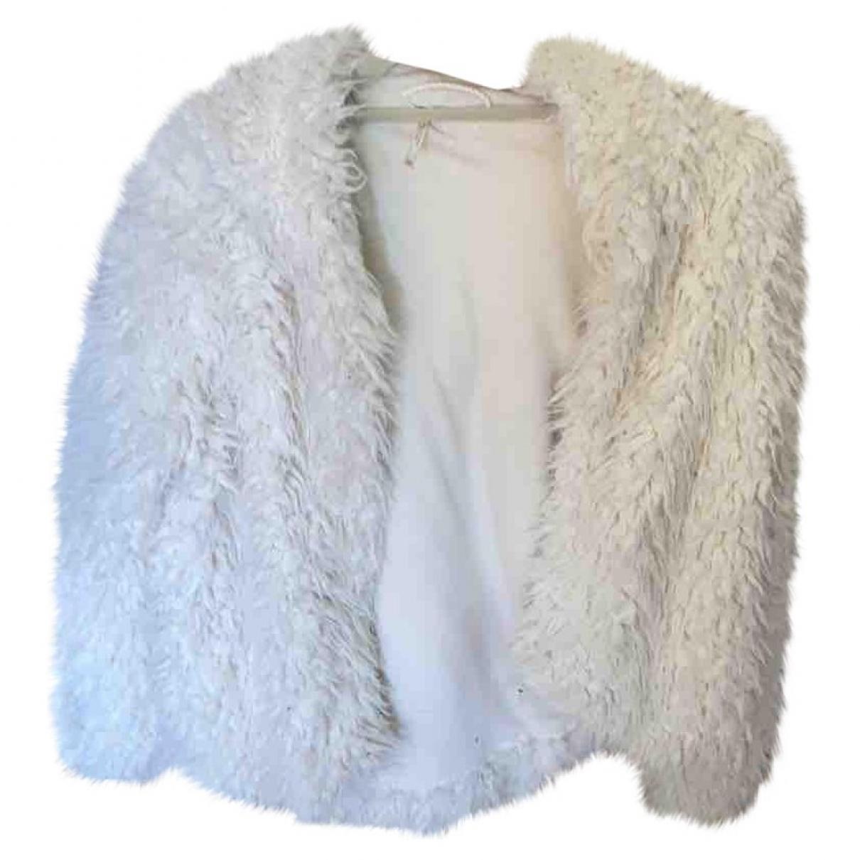 Free People \N White coat for Women XS International