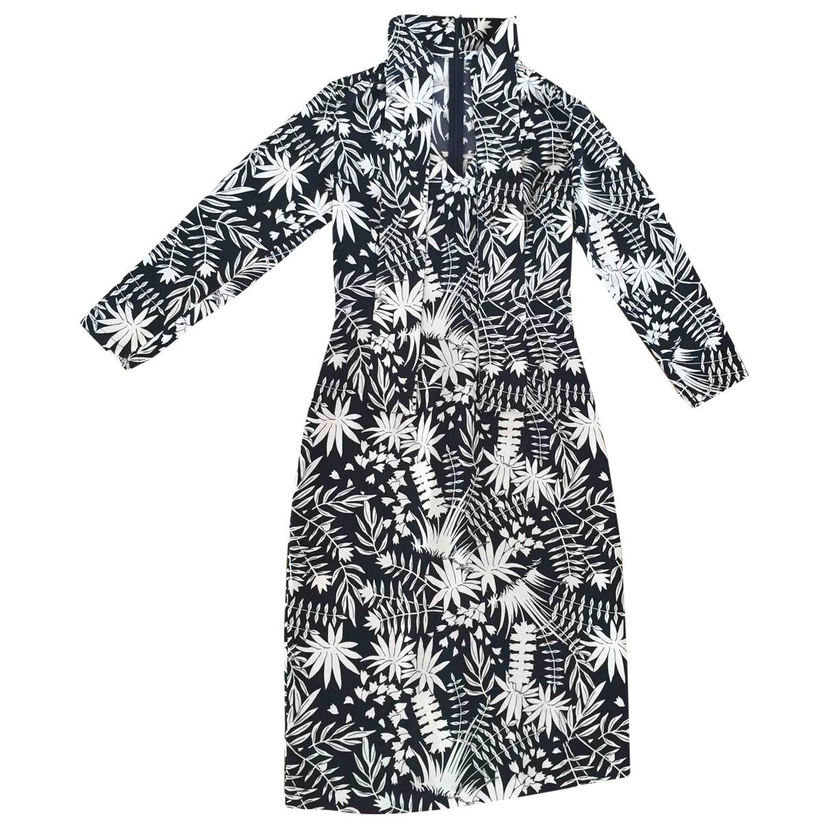 Carine Roitfeld Pour Uniqlo - Robe   pour femme - noir