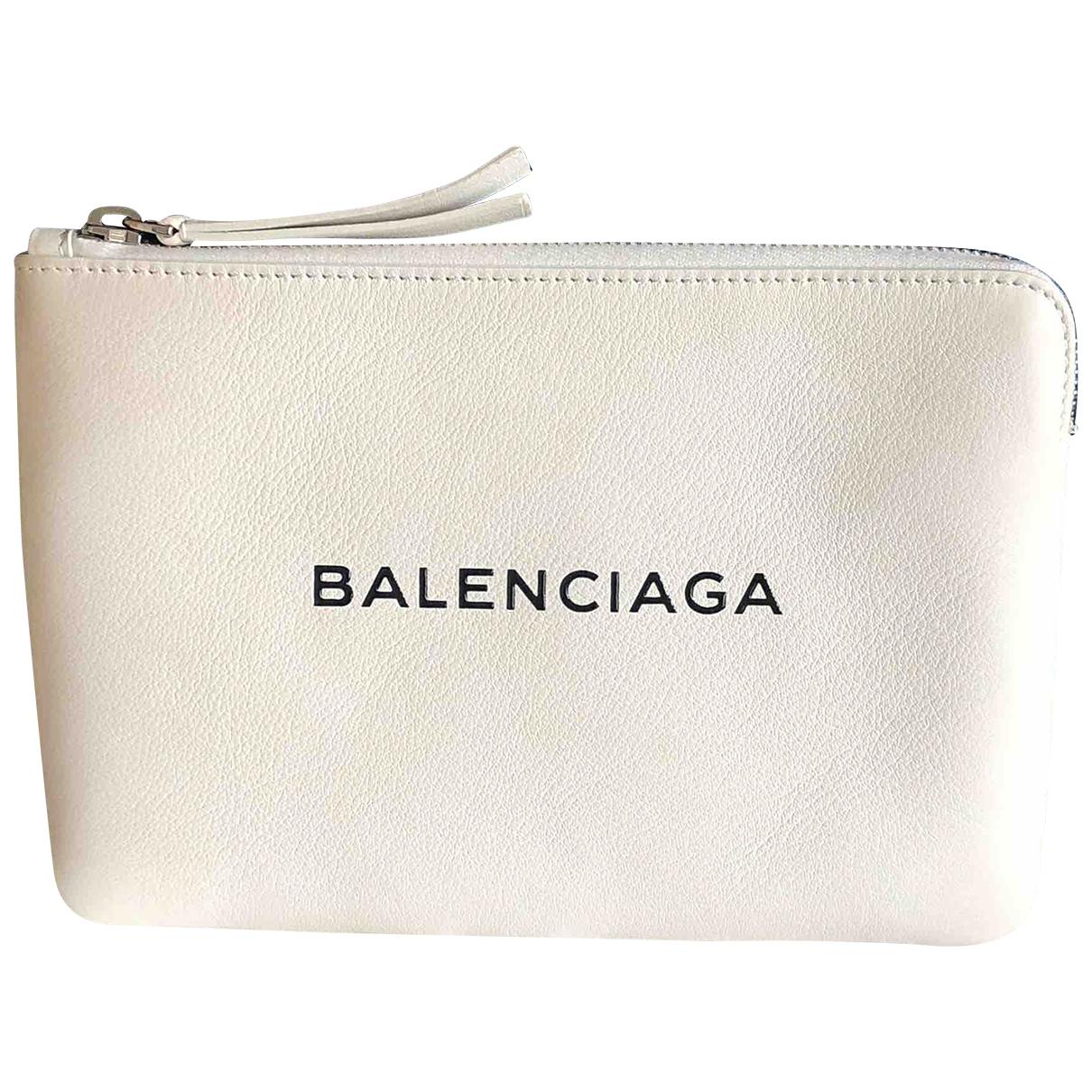 Pochette Everyday de Cuero Balenciaga