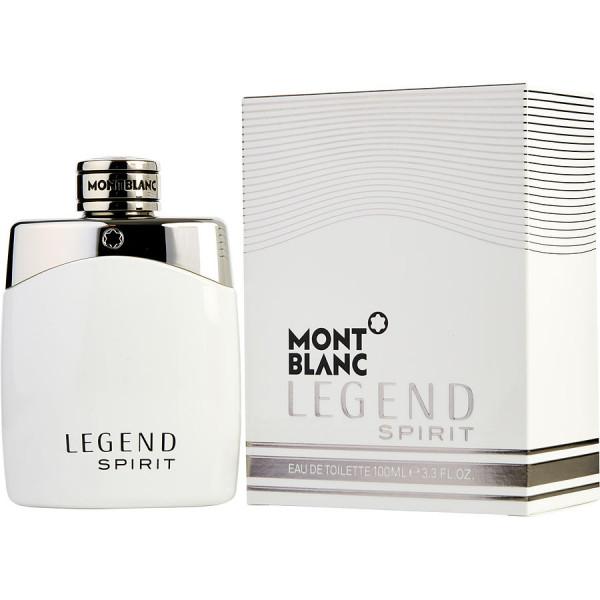 Legend Spirit - Mont Blanc Eau de Toilette Spray 100 ML