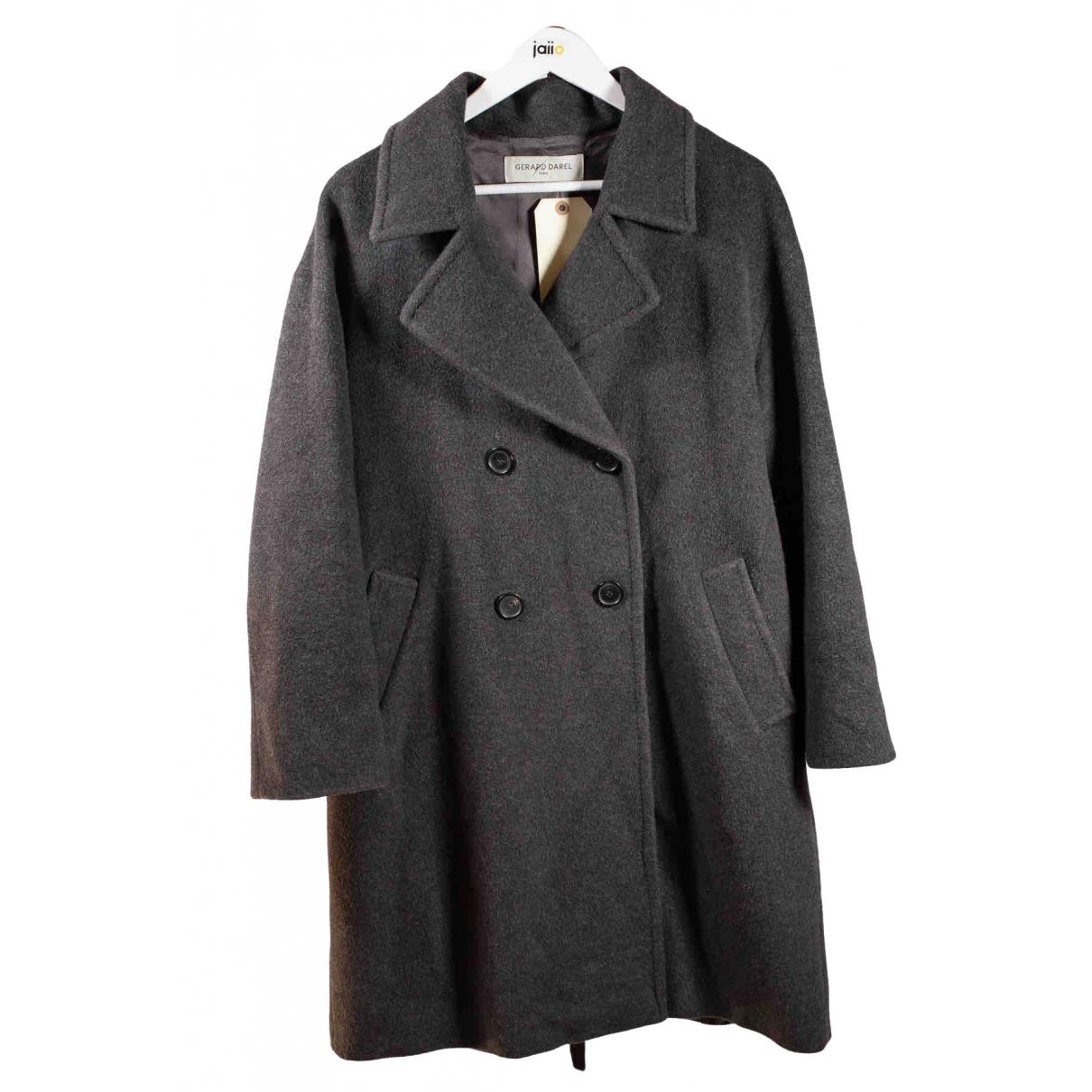 Gerard Darel \N Grey Wool coat for Women 44 FR
